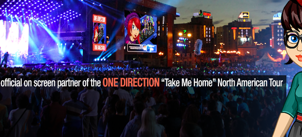 One Direction in Atlanta, Raleigh, and Washington, DC!