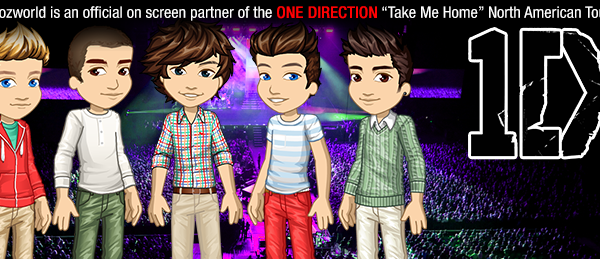 One Direction in Los Angeles!