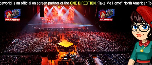 One Direction in Minneapolis and Kansas City!