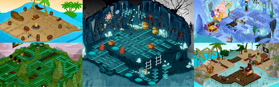 LabirintosWoozworld