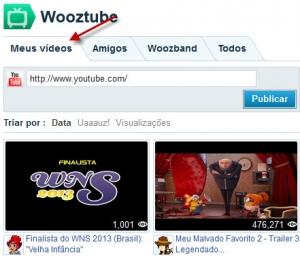 Wooztube_MeusVideos