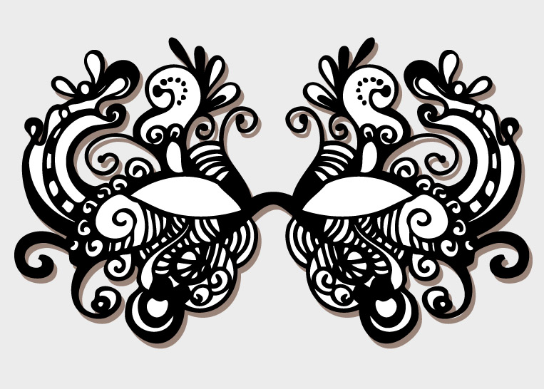 masquerade ball masks templates - wzw pinoy life see it we got it trick or treat to all