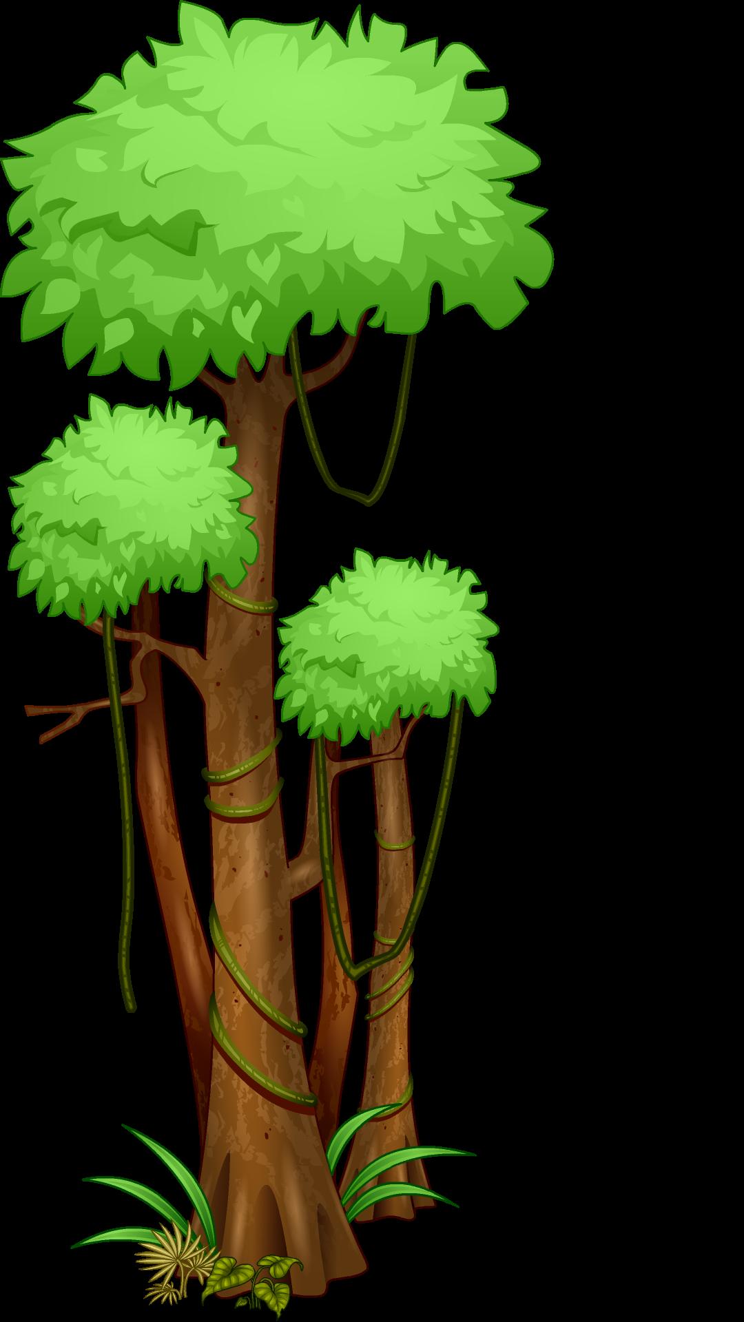 Furniture_rainforest_treegroup