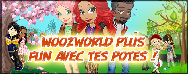 Woozworld est plus Exquis avec tes potes !