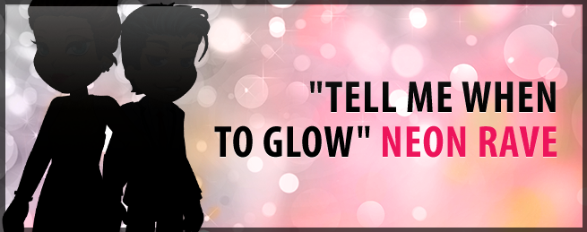 Tell Me When to Glow: A Neon Rave for Prom 2k15