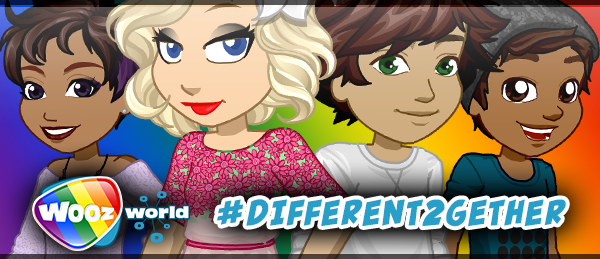 #different2gether